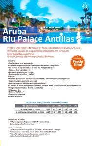Aruba Riu Palace Antillas