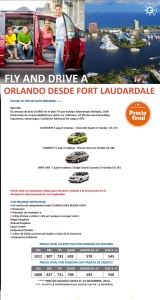 FLY AND DRIVE ORLANDO